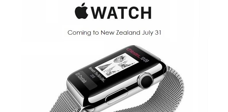 1AF 55 NEW ZEALAND APPLE WATCH