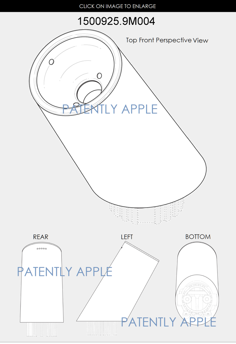 2AF PRODUCT DISPLAY STAND APPLE STORE GRANTED DESIGN PATENT