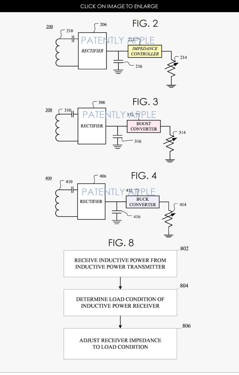 2AF 66 - FIGS. 2,3,4 & 8 inductive charging SYSTEM