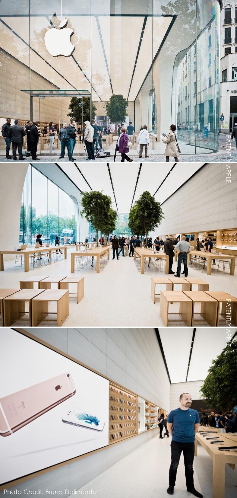 2af next gen apple store brussles