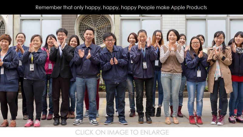 2AF 99 ONLY HAPPY PEOPLE MAKE APPLE PRODUCTS