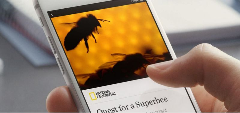 3af instant article on iPhone 6s