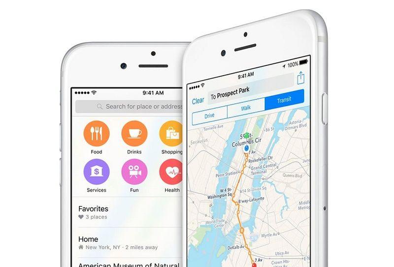 1.5 af  55 - iOS 9 transit
