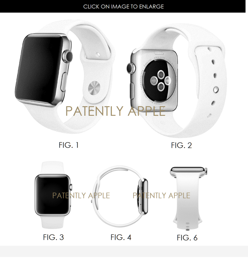 3af 55 apple watch design patent