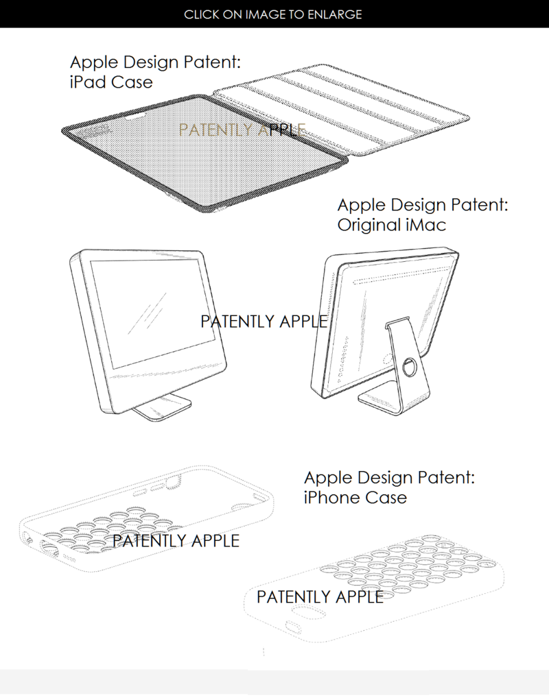 5AF DESIGN PATENTS