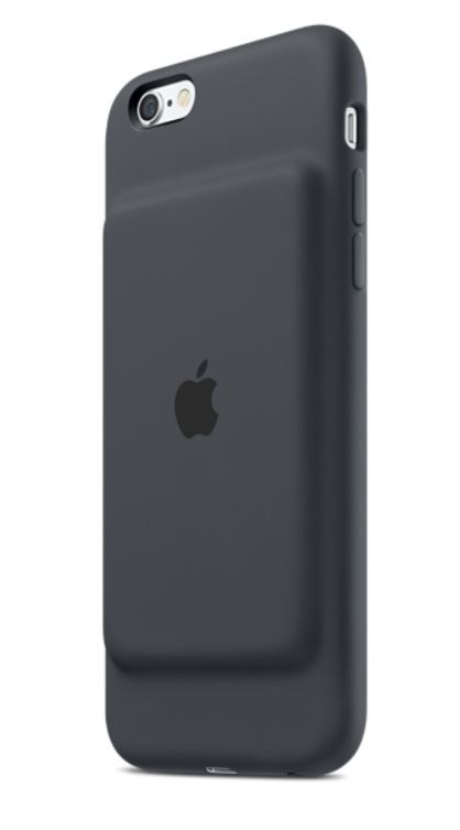 outlet store d04cc bfef2 Apple introduces the new 'Smart Battery Case' for iPhone 6 & 6s ...