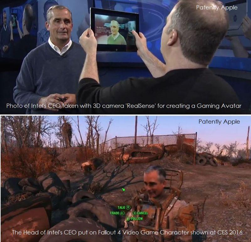2AF 55 realsense camera and gaming