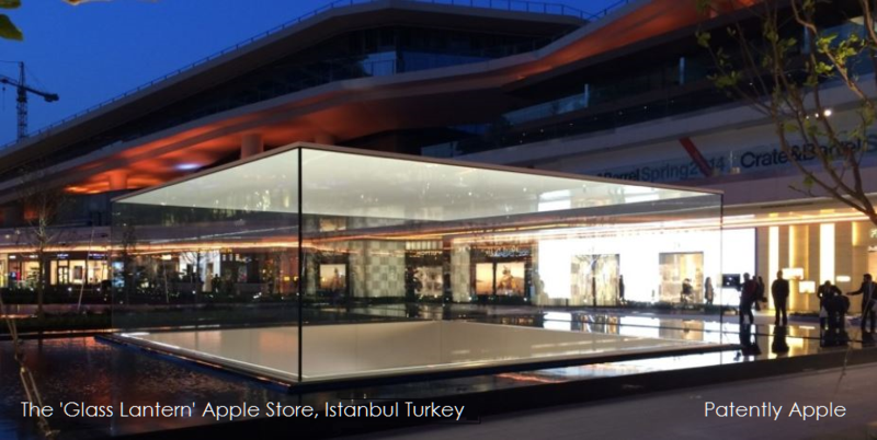 1AF 55 COVER APPLE STORE ISTANBUL