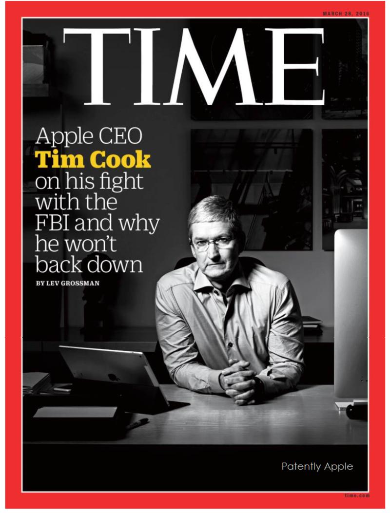 2AF TIME, TIM COOK