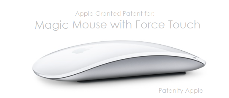 1af 55 magic mouse force touch