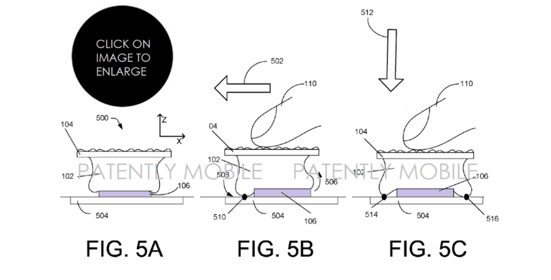 2af 55 msft patent pointing device