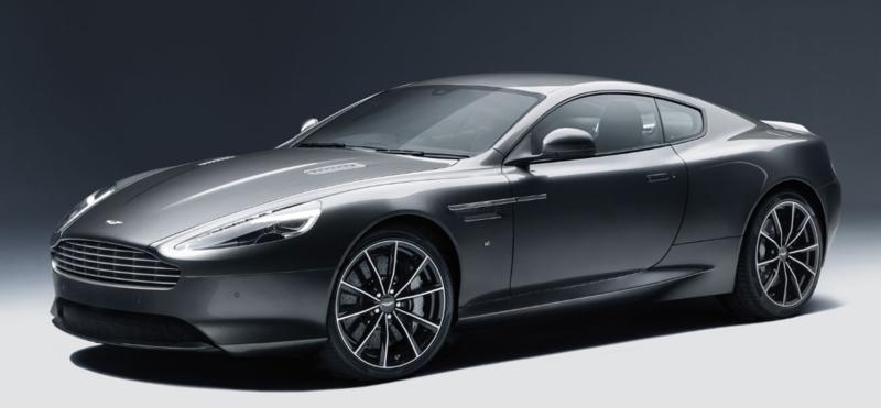 1af Aston Martin DB9 GT