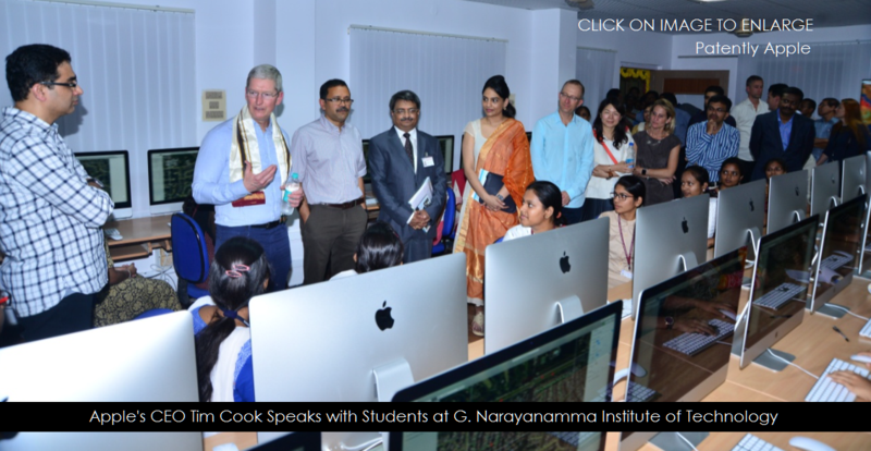 1AF 99 COVER TIM Cook in india institute for women