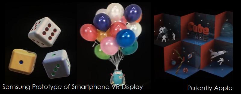 1AF 55 COVER SAMSUNG VR SMARTPHONE DISPLAY
