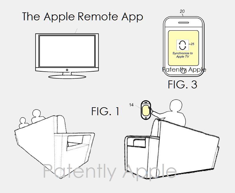 3af 55 apple tv remote app