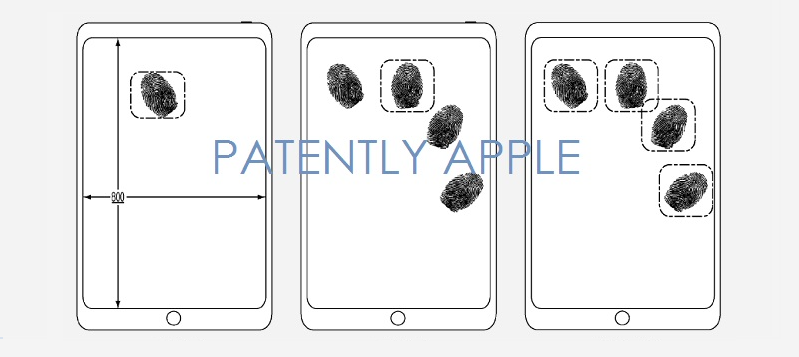 1af 88 fingerprint scanner behind front display