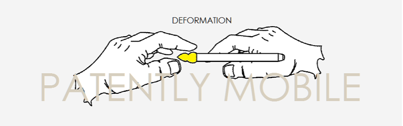 X1AF 88 COVER MSFT DEFORMABLE PEN-BRUSH PATENT