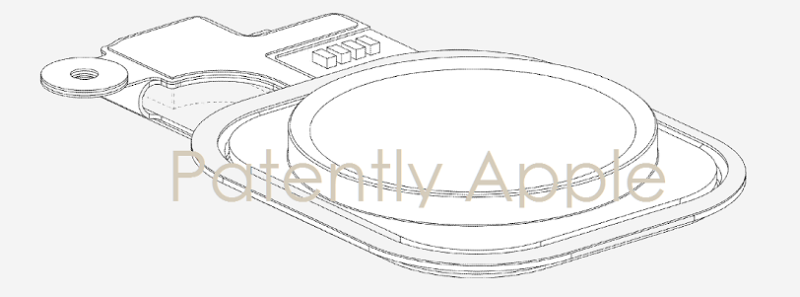 1AF 88 COVER GRANTED PATENT - HOME BUTTON