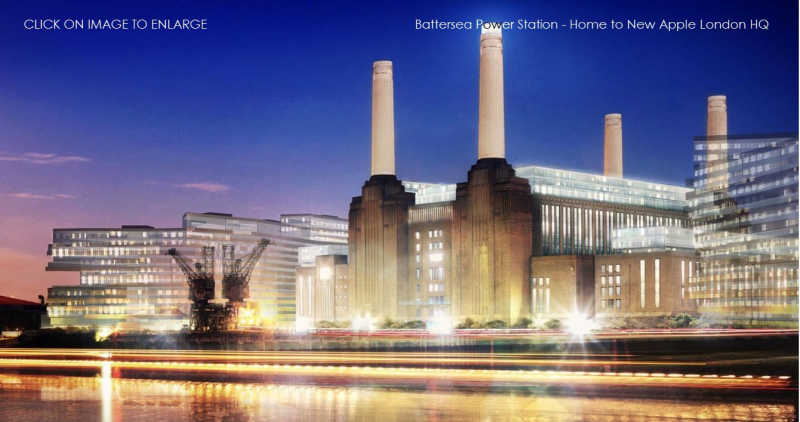 1af 88 cover Battersea Power Station London - future Apple HQ in London