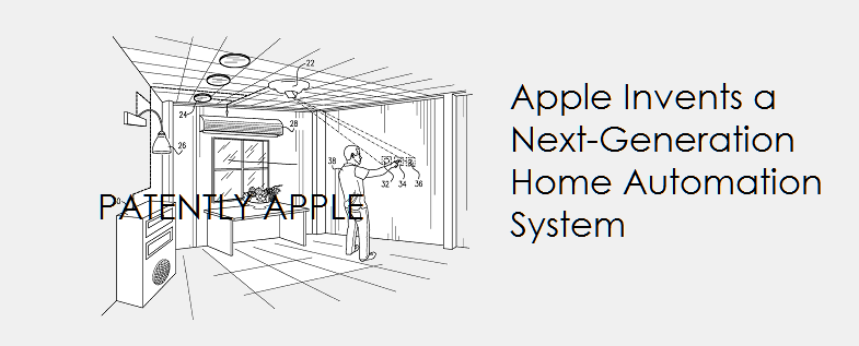 1AX 99 HOME AUTOMATION PATENT, APPLE, PRIMESENSE