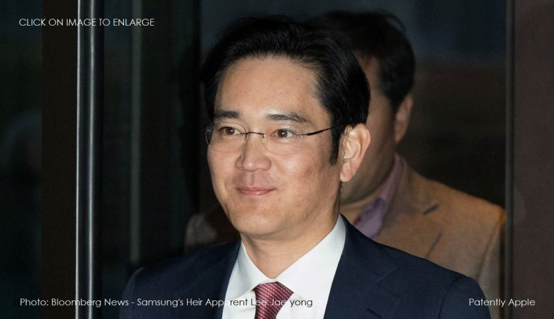 1af 8l8 SAMSUNG'S HEIR APPARENT LEE JAE-YONG