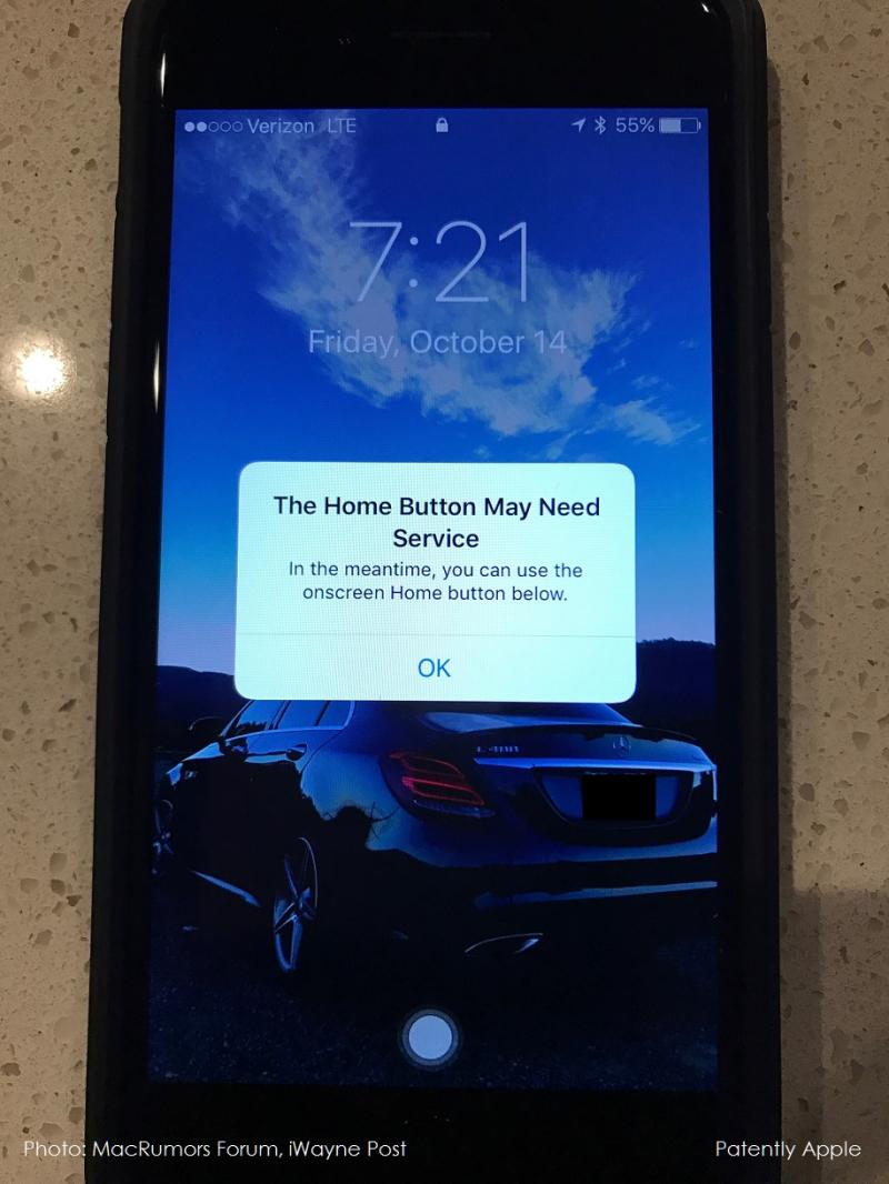 2af 88 photo iphone 7 apple notice, macrumor forum post
