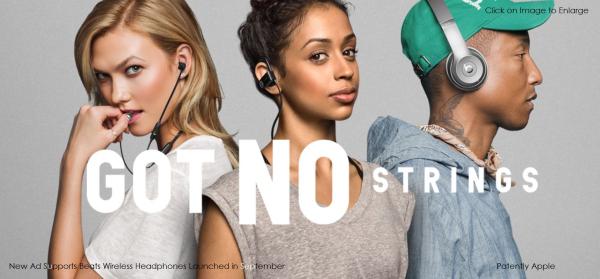 Video: New Ad Promotes BeatsX Wireless Headphones & More