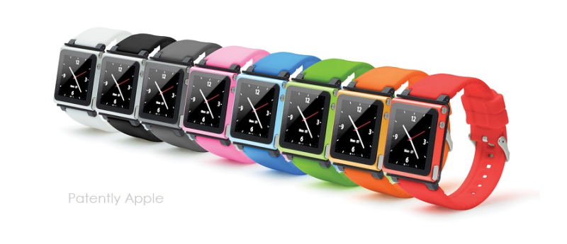 1af 99x ipod nano watch
