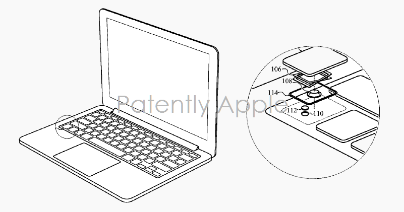 Apple Invention may shed some Light on next MacBook Pro Keyboard