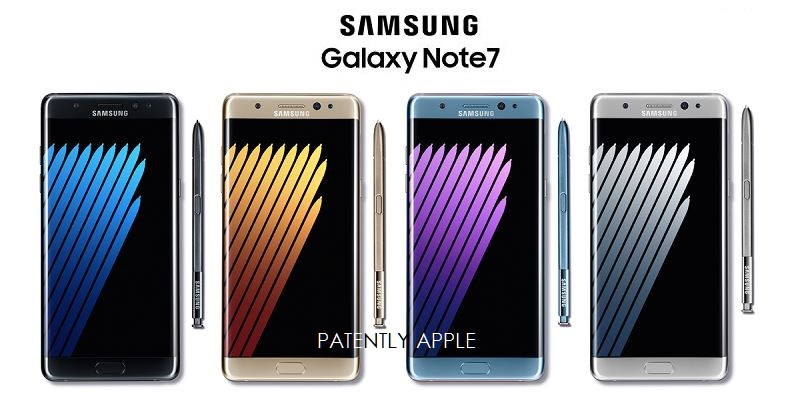 1 X 999 COVER SAMSUNG NOTE 7 CLASS ACTION LAUNCHED