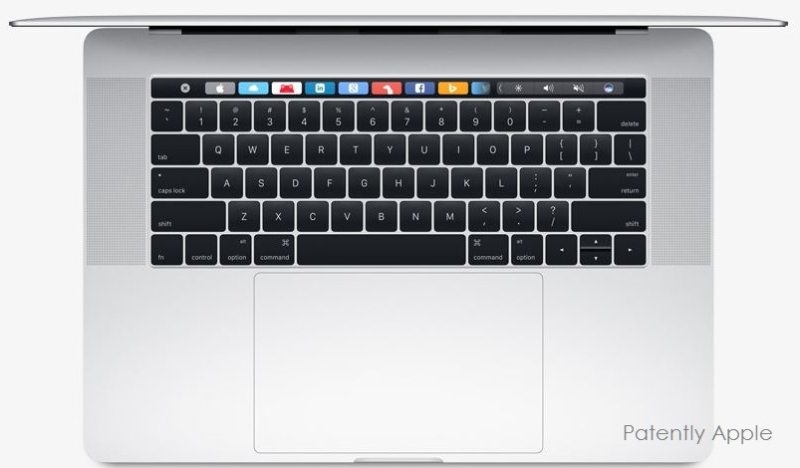 1AX 99 MACBOOK PRO NEW WITH TOUCH BAR