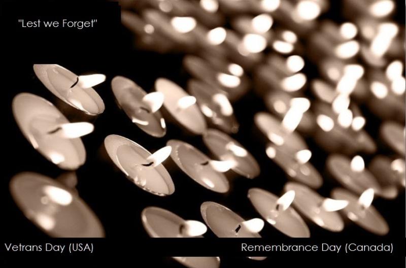 1 2016 - 99 rememberance day veterrans day