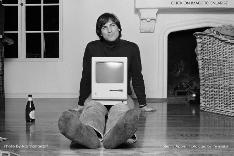 2AF 88 Steve Jobs photo