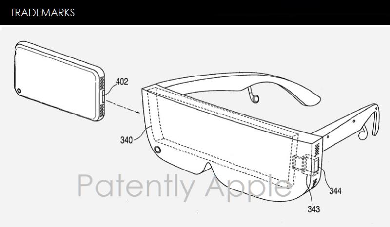 1 x 99 cover graphic #2 smart glasses apple