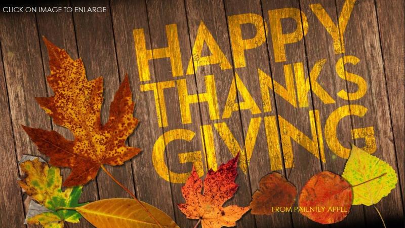 1af 99 cover Happy Thanksgiving - US Nov 24, 2016