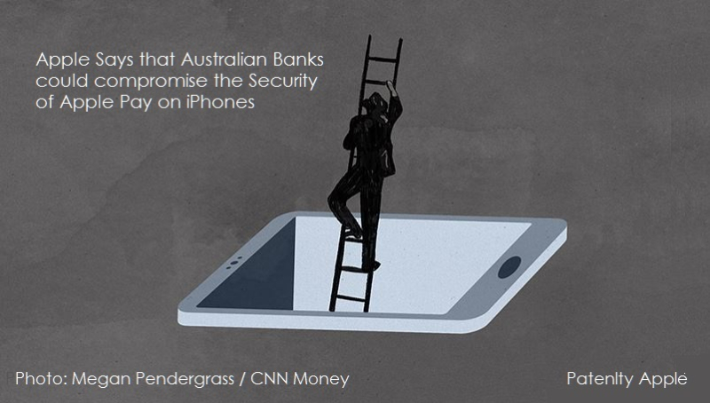 1 AF X 99 COVER AUSTRALIAN BANKS COULD COMPROMISE APPLE PAY SECURITY