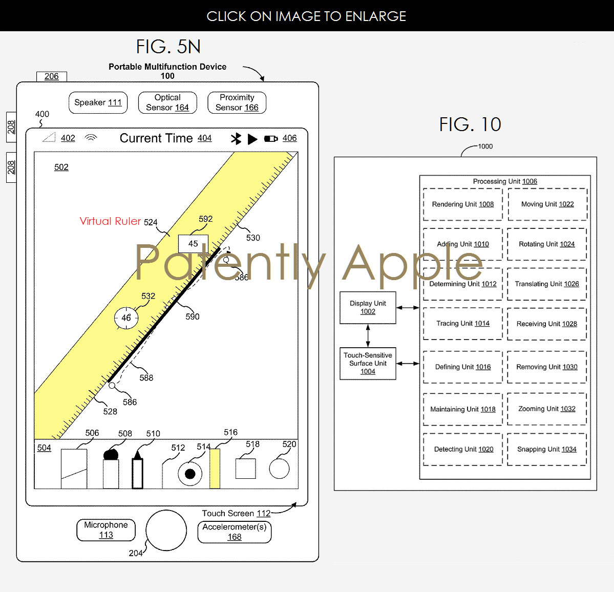 Apple Invents A Virtual Ruler Tool For Future Iwork Apps Like Keynote Pages Numbers And Beyond Patently Apple