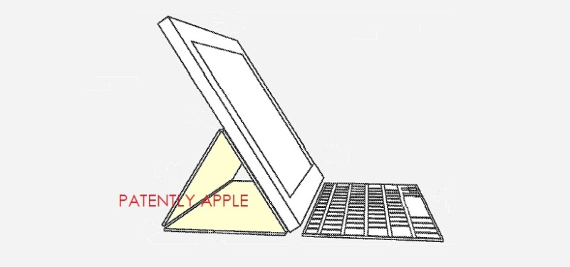 3AF X 88 APPLE SOFT COVER KEYBOARD FOR IPAD