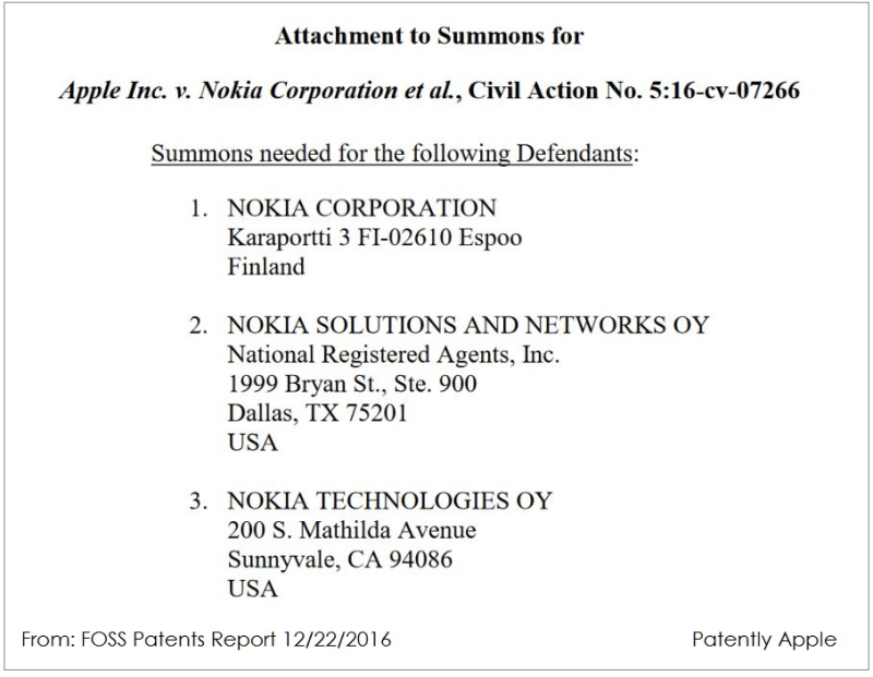 2AF XX 88 Apple launches antitrust case against Nokia in Europe