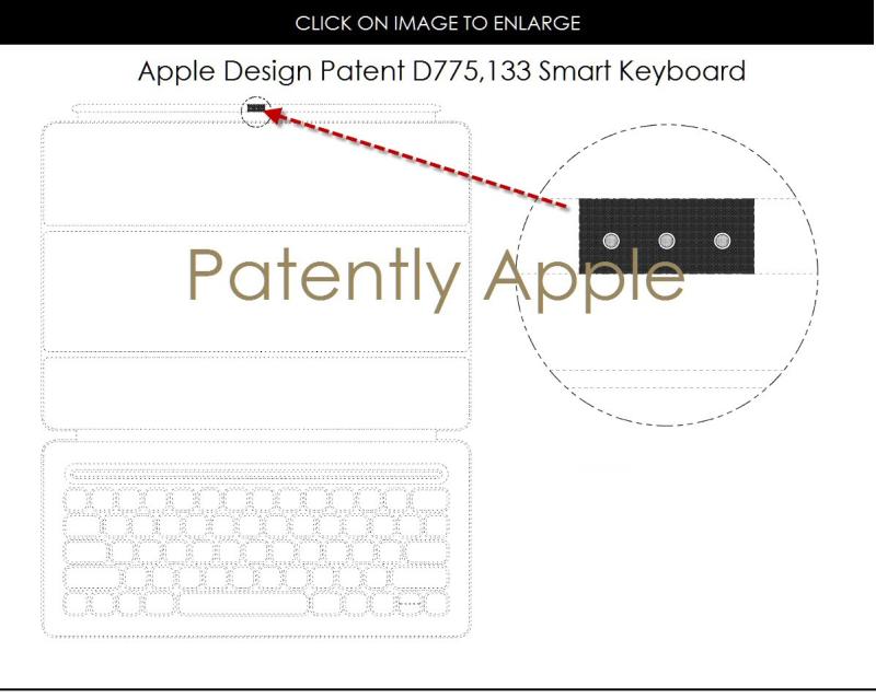 5 AFX 99 299x  ipad pro smart keyboard accessory design patent 775,133, Apple Inc