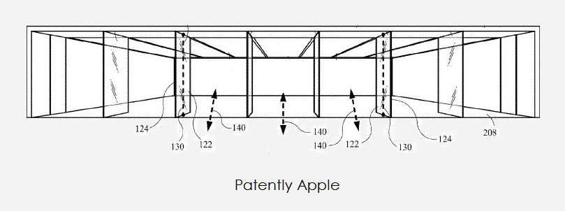 Two Apple Patents Surfacing Today Cover A 3d Mapping Projector The