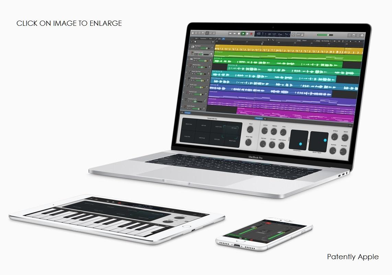 Apple's GarageBand and Logic Pro X Music Apps get Major