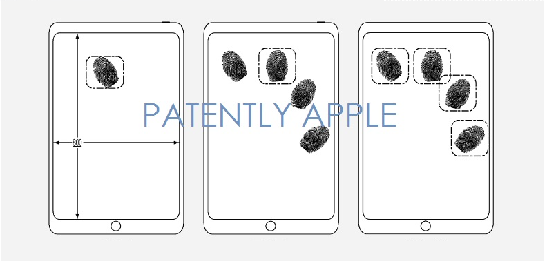 2af 88 cover touch id under the display