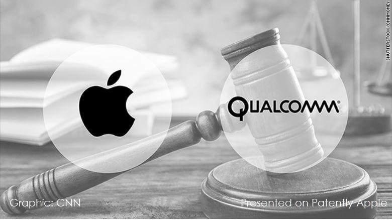 1AF XX 99 COVER - Apple vs. Qualcomm
