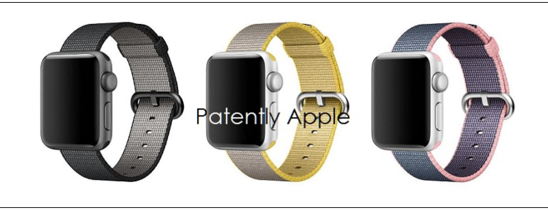 1AX 99 COVER APPLE WATCH WOVEN NYLON BAND