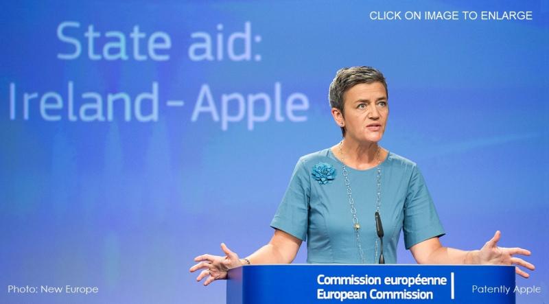 1AF X99 EU Commissioner Ms Vestage