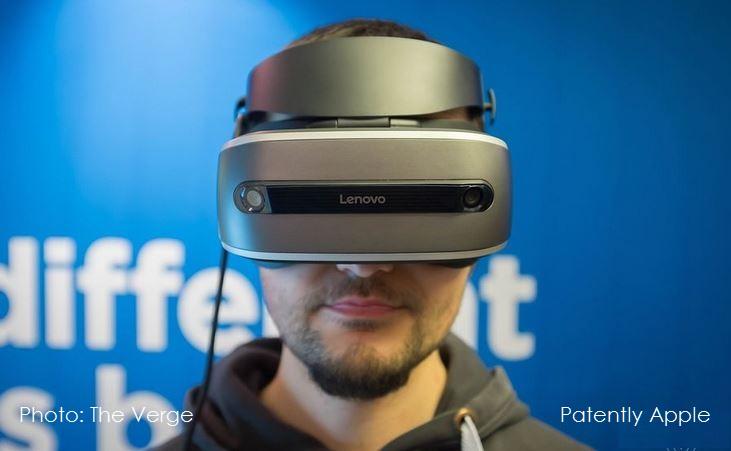 6af lenovo headset using hololens platform
