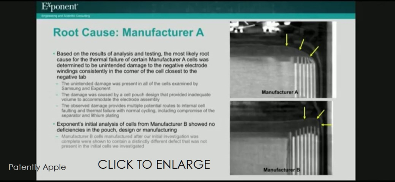 1af X88 samsung faulty battery