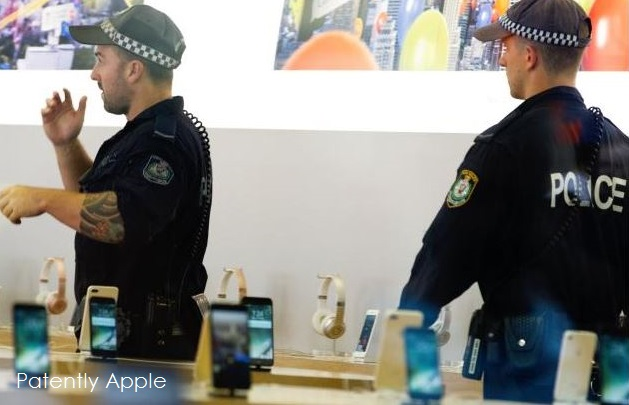 photo image Apple Store in Sydney Australia Evacuated due to Suspected Bomb Threat