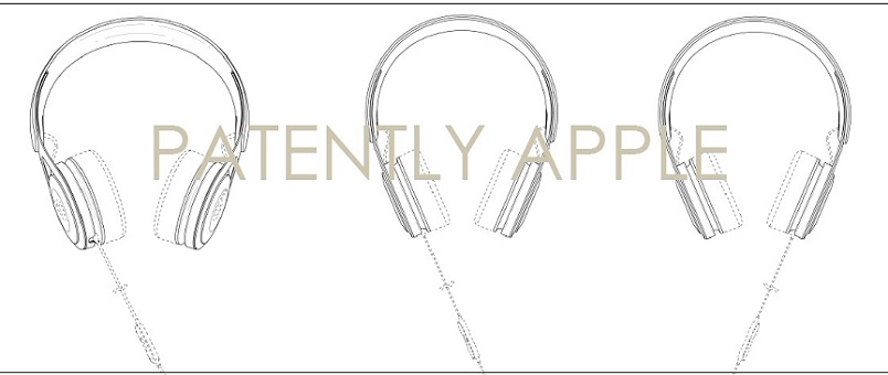 Apple Wins another 7 Design Patents Covering Beats Headphones and an All-New Apple Store Headphone Display